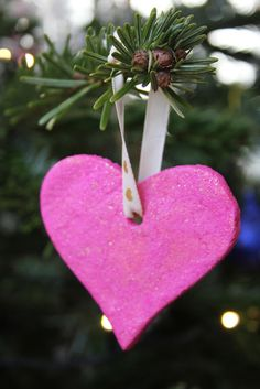 Saltdough Ornaments