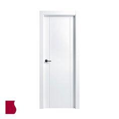 Modelo 9020/ LACADA BLANCA / Colección Lacada / Puertas de interior Sanrafael