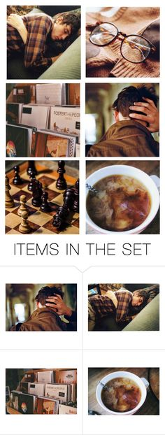 """""""Sebastian Ramirez"""" by demiwitch-of-mischief ❤ liked on Polyvore featuring art"""