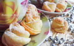 Творожное печенье «Чайная роза» | Кулинарные рецепты от «Едим дома!»