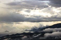 After Storm in Tatra Mountains, Poland