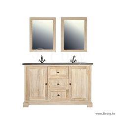 Lee&Lewis Bath Kolomkast Eik 50X200H Landelijke badkamer-Landelijk ...