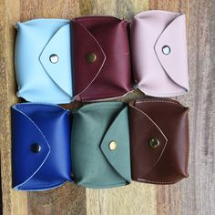 643f374422a9e Lil  Fattie Leather Coin Pouch    Handmade leather coin purse    Leather  Coin Pouch    Coin Purse    Leather Coin wallet    Coin Pouch