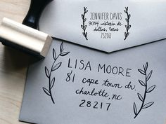 How to Address Envelopes with Style | Expressionery