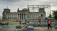 Eine Arbeitslosenquote, die sogar niedriger ist als diejenige in der Schweiz: Deutschland sonnt sich im Erfolg.