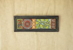 Mosaic Wall Art  Patchwork Clay Tile Wall Art  by romyandclare, $165.00  Another piece, I love.