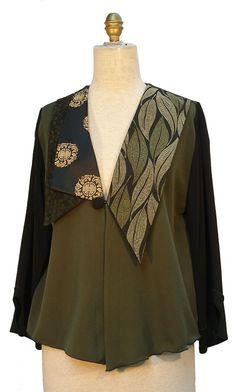 Mix Up Jackets-Lexie Short Jacket Ahni.net