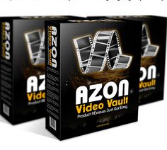Azon Video Vault – TOP Tool to Unlock The Gold Vault of Amazon Top Earners and Generates Thousands Dollar Passive Commissions In Just One Week