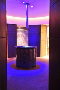 Thermarium, per un percorso di relax completo e rigenerante.  www.grandhotelalassio.it