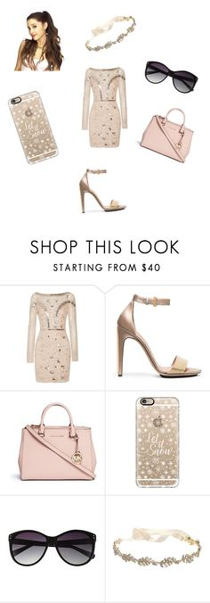 """""""fashion show"""" by jemima2cute on Polyvore featuring Temperley London, Calvin Klein, Michael Kors, Casetify, Vince Camuto and Marchesa"""