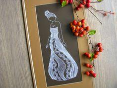 O Popelce / Zboží prodejce Miriam Dušková | Fler.cz Lace Making, Bobbin Lace, Decoration, African, Drop Earrings, How To Make, Inspiration, Lace, Patterns