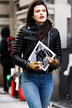 fwah2016 Street looks a la Fashion Week automne-hiver 2016-2017 de New York 14