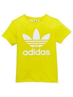 d3733ce60 adidas-originals-adidas-originals-adicolor-childrens-trefoil-tee