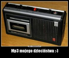 Mp3 mojego dziecinstwa Vintage Kiss, Retro Vintage, Poland People, Nostalgia, My Childhood Memories, Quote Posters, Old Photos, Old School, Budapest