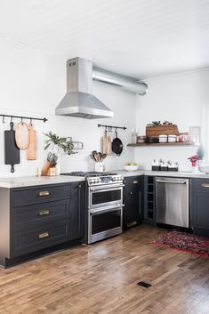 Modern Rustic Christmas Home Tour Rustic Christmas, Christmas Home, Christmas Decor, Christmas Kitchen, Christmas 2019, Christmas Holidays, Modern Kitchen Renovation, Kitchen Remodel, Beautiful Kitchen Designs