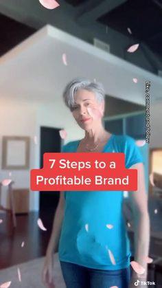Online Marketing Strategies, Digital Marketing Strategy, Business Marketing, Online Business, Creating A Business, Starting A Business, Business Design, Business Tips, Brand Identity Pack