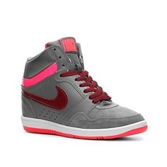 Nike Force Sky High Wedge Sneaker - Womens