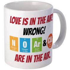Big Bang: Love Is In The Air Mug