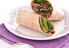 Wrap s fazolemi Mexican, Být Fit, Ethnic Recipes, Food, Eten, Meals, Diet
