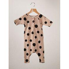 Baby Jumpsuit   Dots