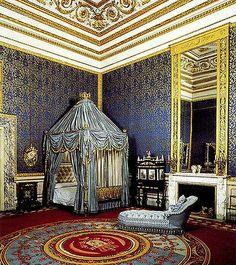 Appartamenti Reali - Camera Regina Margherita Palazzo Pitti Firenze   #TuscanyAgriturismoGiratola
