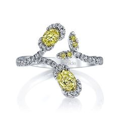 Diamond Engagement Ring from Parade Designs (BD3731)