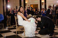 Garter toss! Garter Toss, Wilmington Nc, Formal Dresses, Wedding Dresses, Wedding Photos, Lace, Photography, Fashion, Dresses For Formal