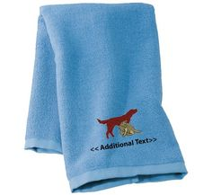 Now Buy #Cat and a #Dog_logo with #personalised text on #towel