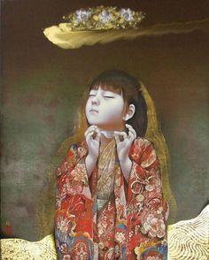 JUURI japanese + american artist: Artist Inspiration: 智内兄助 Kyosuke Tchinai