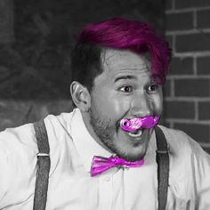 Purple added 69 new photos to the album: LilacPurpleViolets. Wilford Warfstache, Markiplier, Youtubers, Purple, Pink, Colours, Photos, Blog, Pictures