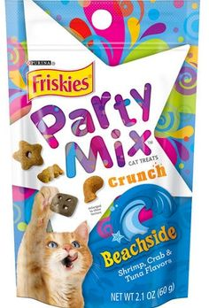 HIGH VALUE Friskies Party Mix Coupon + DEALS! - http://goo.gl/wcNxfT