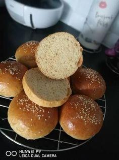 Hamburger, Buns, Rolls, Wellness, Bread, Food, Brot, Essen, Bread Rolls
