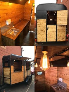 Converted Horsebox Catering Trailer, Mobile Bar, Coffee, Burger Van Conversion   Business, Office & Industrial, Restaurant & Catering, Catering Trailers   eBay!