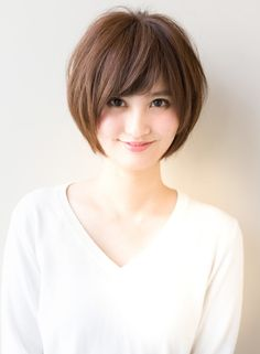 Haircut Short Layers Pixie Bob 17 New Ideas Bob Hairstyles For Fine Hair, Layered Bob Hairstyles, Short Bob Haircuts, Haircut Short, Asian Bob Haircut, Japanese Short Hair, Asian Short Hair, Japanese Haircut, Medium Hair Cuts