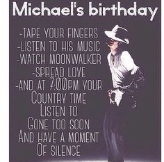 I will do it but my dad birthday is the same as Michael. Jackson Family, Jackson 5, Reign, Mj Quotes, Michael Jackson Funny, Moment Of Silence, King Of Music, The Jacksons, Love You