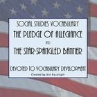 The activities and games in this packet help students learn and understand both the Pledge of Allegiance and the Star-Spangled Banner.The Pledg...