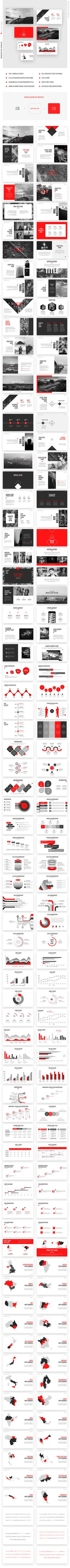 Presentation Template Red Mark Keynote #smart #presentation • Download ➝ https://graphicriver.net/item/presentation-template-red-mark-keynote/21273106?ref=pxcr