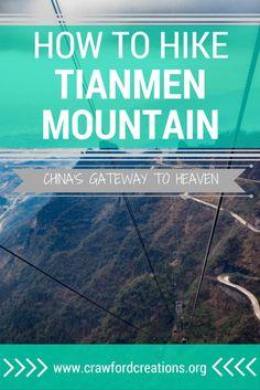 Tianmen Mountain | Zhangjiajie | Hiking