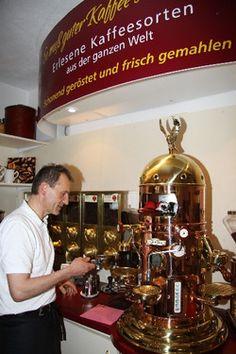 Wow, the best in all of Germany ~ Zwiesel Coffee Roaster