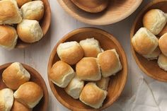 Big Batch Quick Dinner Rolls Recipe