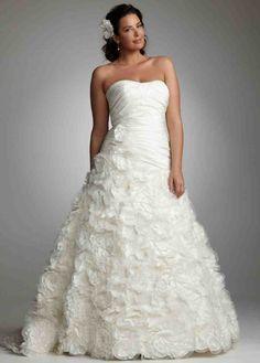 Pnina Tornai Plus Size Wedding Dresses