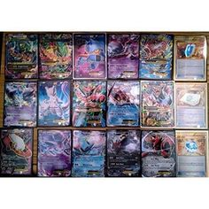 Collectible Trading Card Lots - Pokemon Random EX cards >>> You can get more details by clicking on the image.