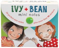 Ivy and Bean Mini Notes (Ivy + Bean): Annie Barrows, Sophie Blackall: 9781452100524: Amazon.com: Books