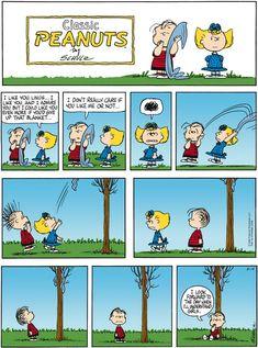 Peanuts on Gocomics.com