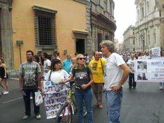 14 giugno 2015 Roma iniziativa DOVE SEI www. Street View