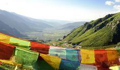 Dargye La pass, Tibet