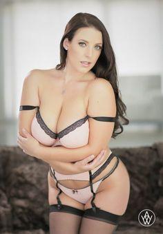 Official Website of Busty Australian Porn Star Angela White Stockings Lingerie, Black Stockings, White Lingerie, Sexy Lingerie, Bra Cup Sizes, Angela White, Action Poses, Boudoir Photos, Queen