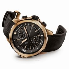 IWC Aquatimer CHRONGRAPH Edition EXPEDITION Charles DARWIN Ref. IW379503 01