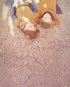 Sisters ☞ Plus de contenu surwww.milkmagazi... Photos : Carmen Ordonnez Style : Anna HS