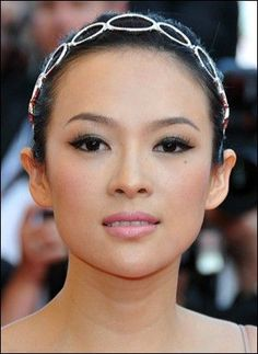 The classic Asian makeup look , 12 Gorgeous Asian Eye Makeup Looks Asian Wedding Makeup, Wedding Makeup Tips, Asian Eye Makeup, Wedding Hair And Makeup, Hair Makeup, Korean Makeup, Korean Skincare, Beauty Make-up, Asian Beauty